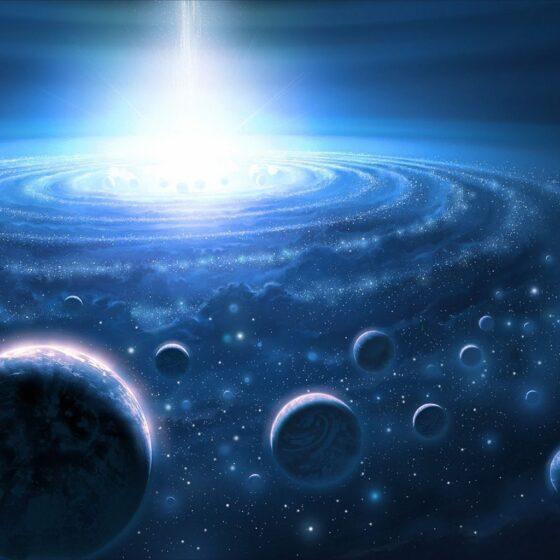 Адама: Голубой Алмаз Вселенной